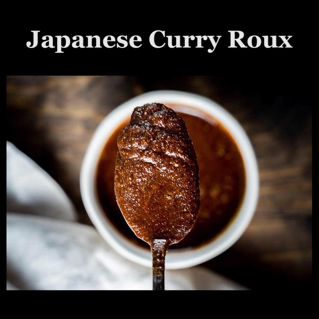 How To Make Japanese Curry Roux Video Recipe Video Japanese Curry Japanese Dishes Delicious Healthy Recipes