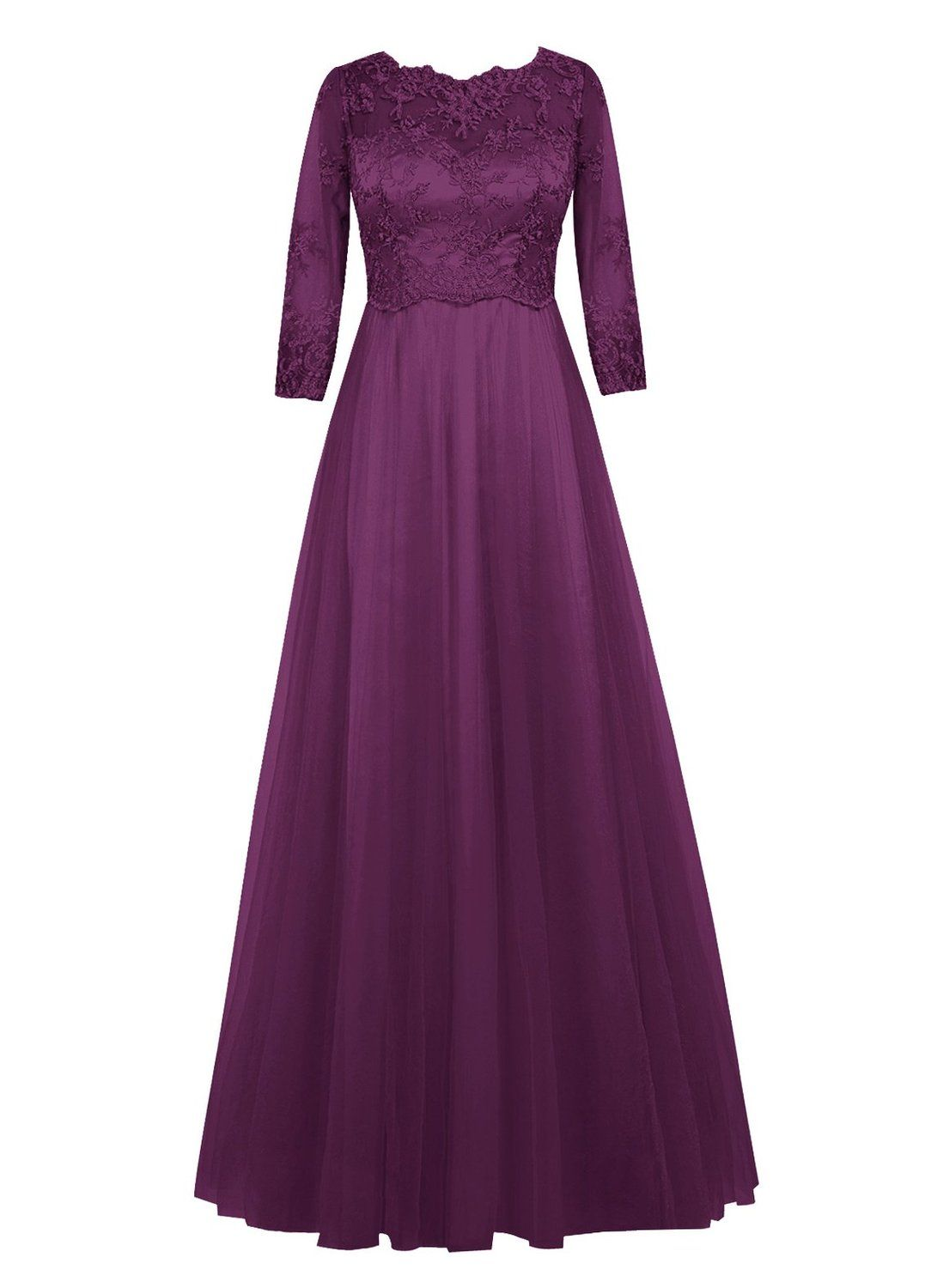 dresstells long bridesmaid dress prom evening party dress with