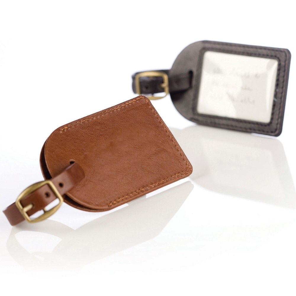luggage tags   Luxury Leather Luggage Tags   Large Luggage Suitcase ...