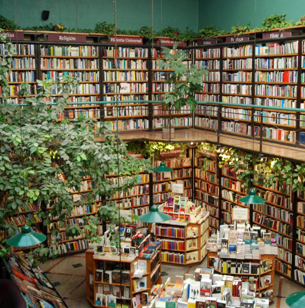 Bloc De Llibreries Libreria El Pendulo De Ciudad De Mexico Bookstore Beautiful Library Book Cafe
