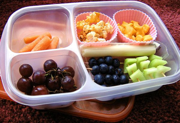 Fun to eat lunch box | L ~ Packing Lunches | Almuerzos para