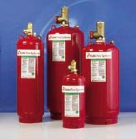 Kidde Engineered Fire Suppression System Designed For Use With 3m