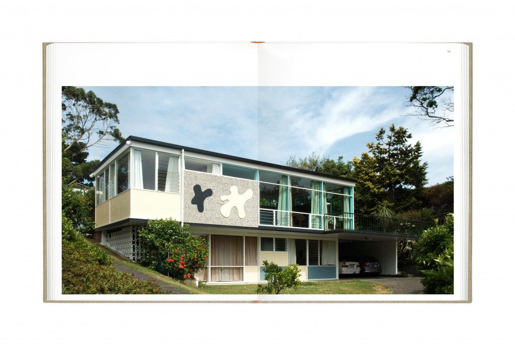 The Donner House in Auckland was designed by Tibor Donner in the ...