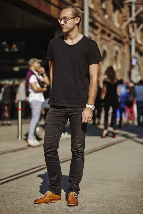 27+ Mens shoes with jeans ideas info