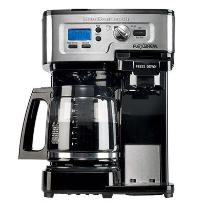 Features Coffee Pods Coffee Maker