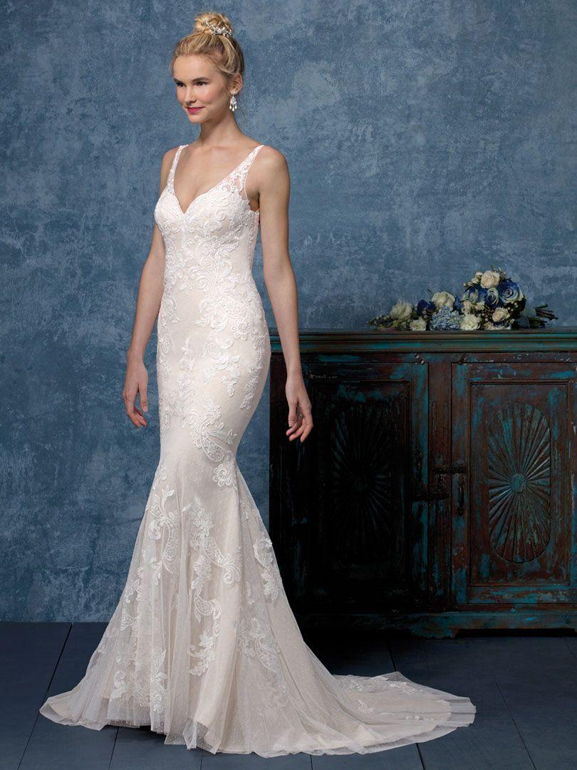 Beloved by Casablanca Bridal Style BL245 Midnight