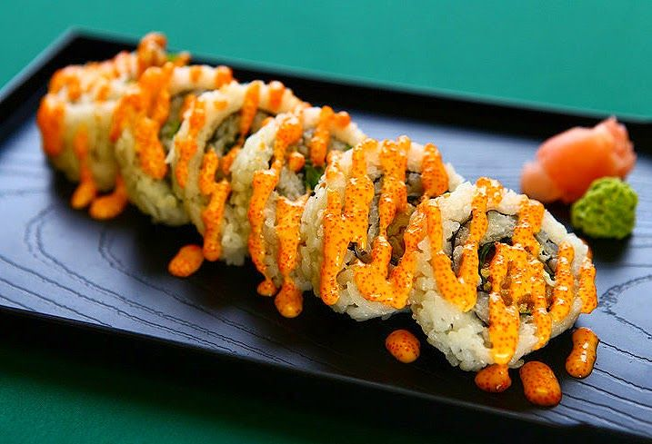 Authentic Asian Recipes Dynamite Roll Sushi Recipe Planned