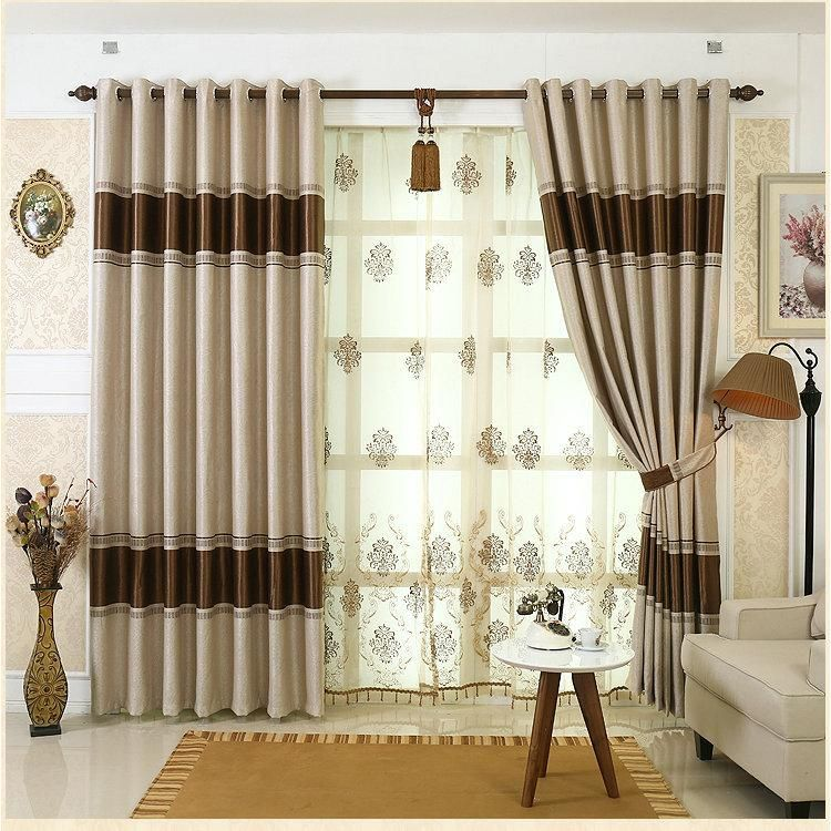 2021 blackout curtains for living room