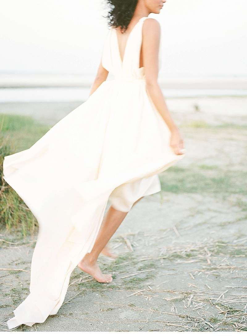 Quietude - Beach Bridal Inspirations by Alicia Lacey Photography
