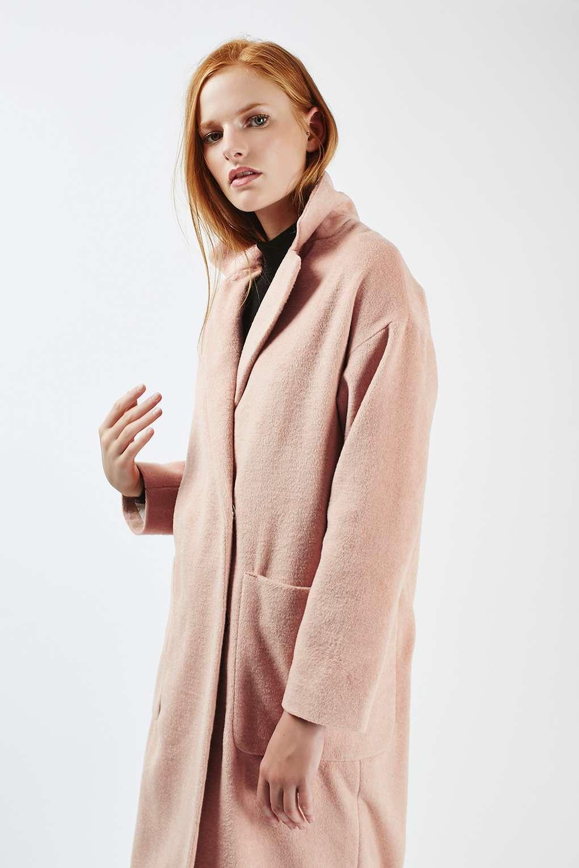 Longline Slouch Coat | AW 16 | Pinterest | Coats, Coats & jackets ...