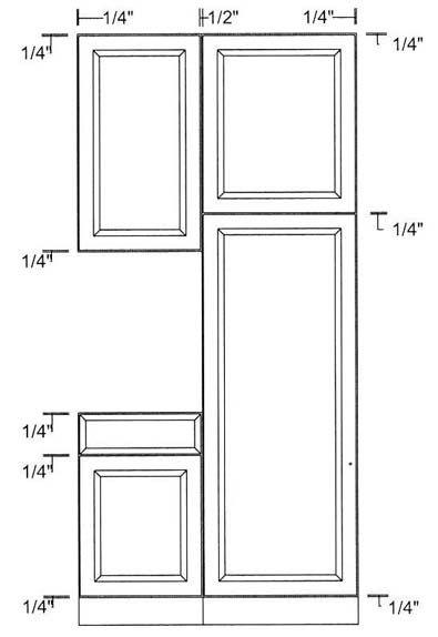 Cabinet Door Options Cwpcabinetry Com Kitchen Cabinet Shelves Custom Design 101
