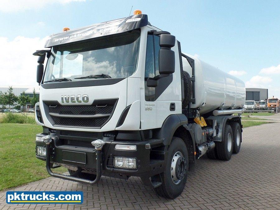 Iveco Trakker Ad380t38h Potable 100 Mille 12 Unité 1 2mln