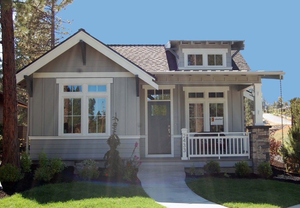 Craftsman Style House Plan 2 Beds 2 Baths 999 Sq Ft Plan 895 25