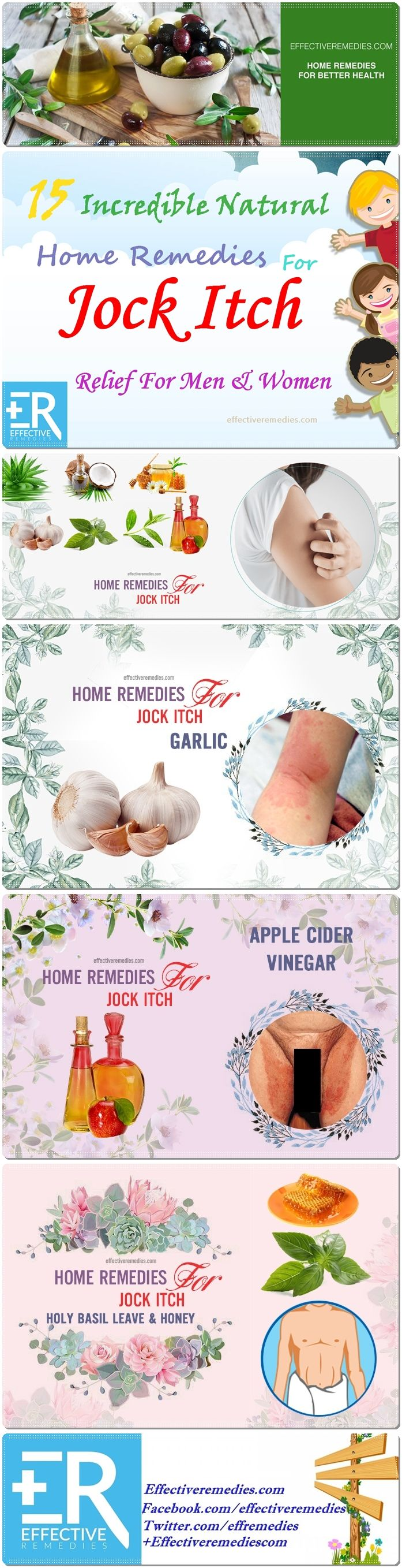 Men Or Women With Jock Itch Should Not Skip These Natural Remedies