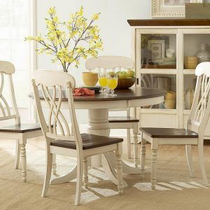 Two Tone Kitchen Table And Chairs | http://nilgostar.info ...