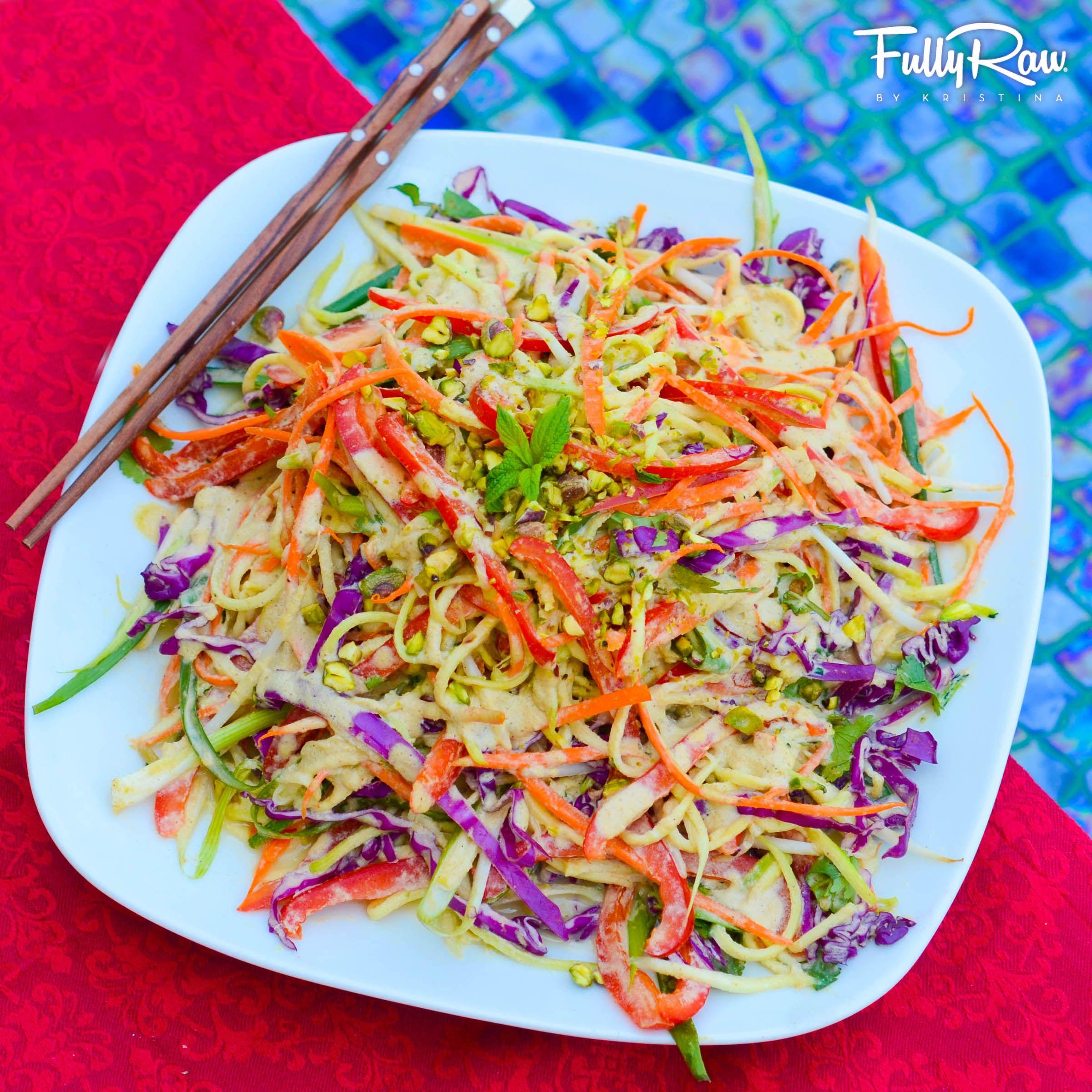 Raw vegan pad thai recipe here httpyoutubewatchv raw vegan pad thai recipe here httpyoutube forumfinder Image collections