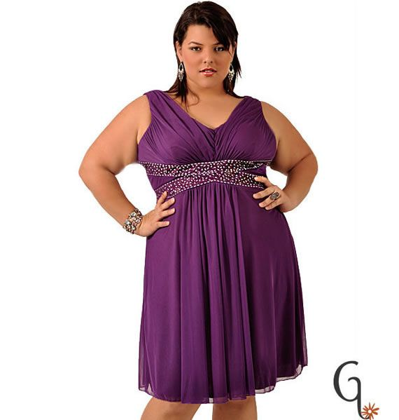 Looking for plus size party dresses