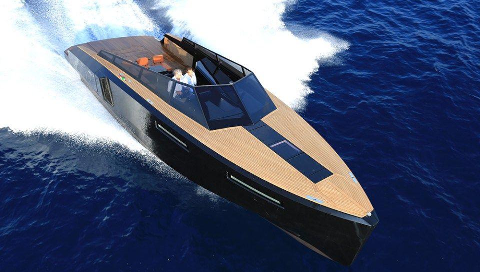 Evo Yacht- Amazing Shape-Shifting Design