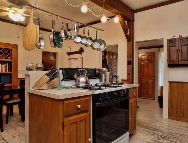 Image Result For Kitchen Island With Freestanding Range In