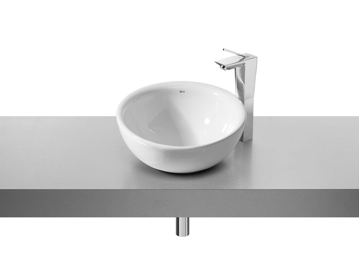 Lavabo Urbi 1 De Roca.Reece Bol Bathroom Lavabo Sobre Encimera Lavabos Sobre Encimera