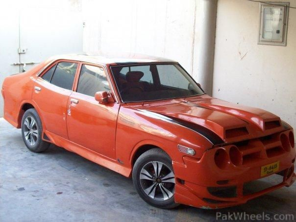 Modified Cars In Pakistan Modified Cars Cars Pakistan