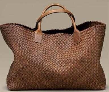 Campomaggi Lavata Shopper Leder cognac 38 cm C1385VL 1702