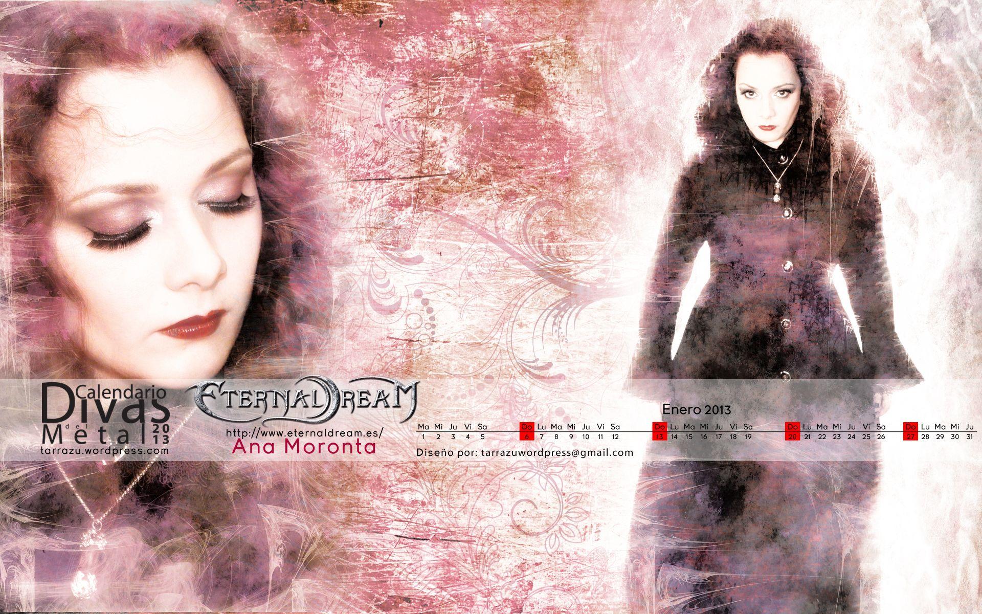 ENERO/JANUARY: Ana Moronta (Eternal Dream)