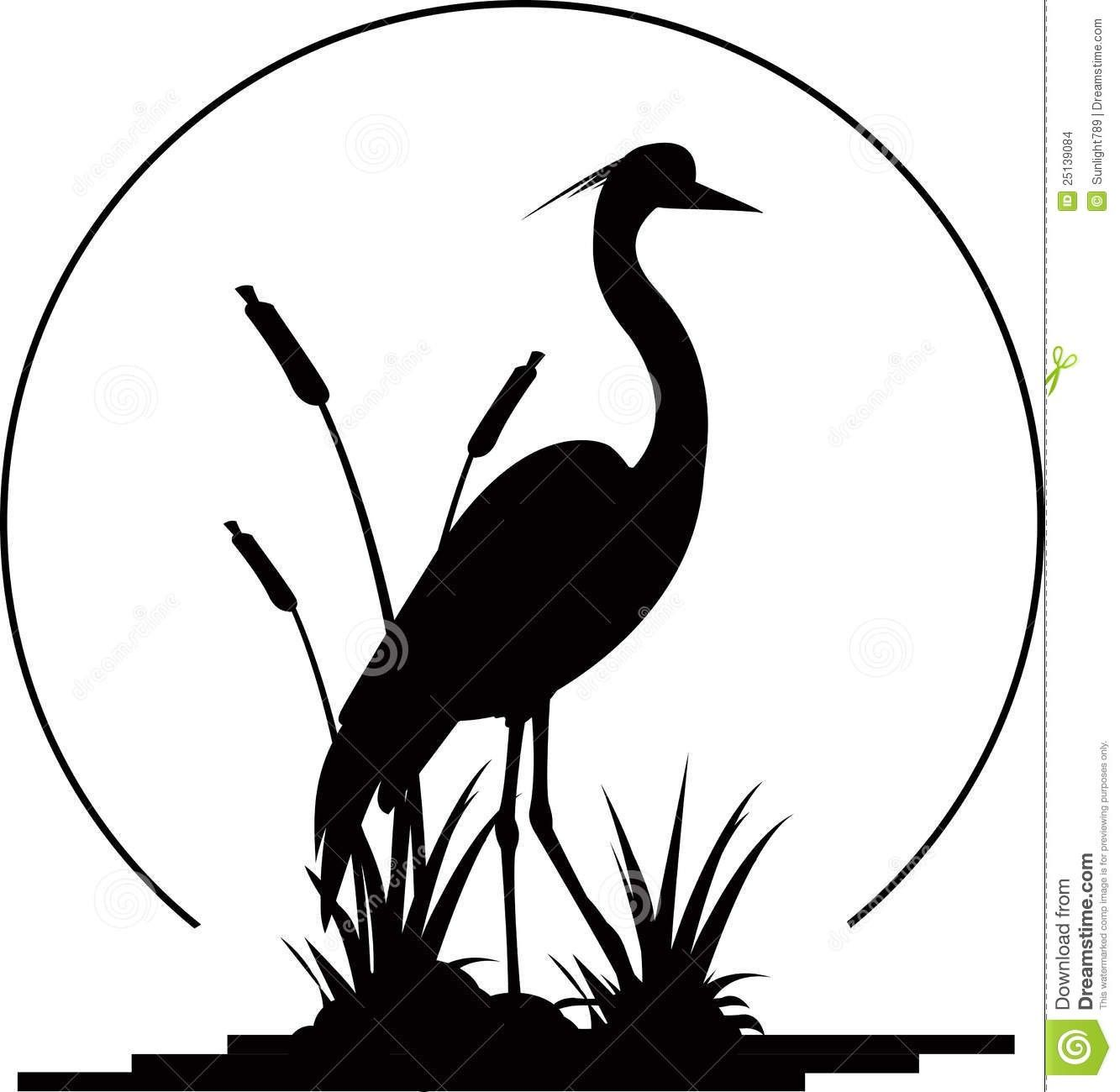 Crane Bird Silhouette 22 At Crane Bird Clipart Bird Silhouette Silhouette Art Bird Silhouette Art