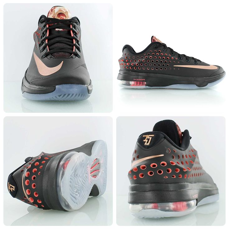 d70a4ca089f NBA Finals time is time for the game s elite  Nike KD 7 Elite Rose Gold