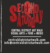 Second Saturday | Central District Art Walk