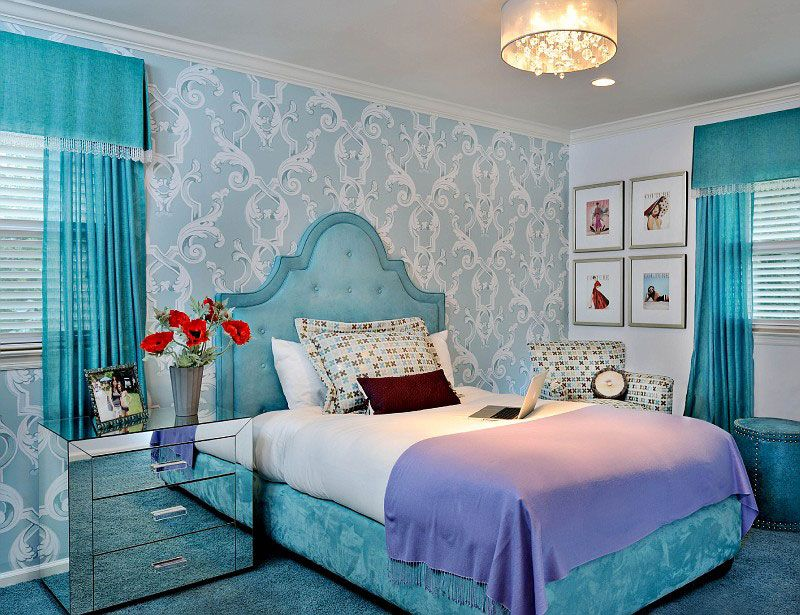 turquoise bedroom home pinterest turquoise