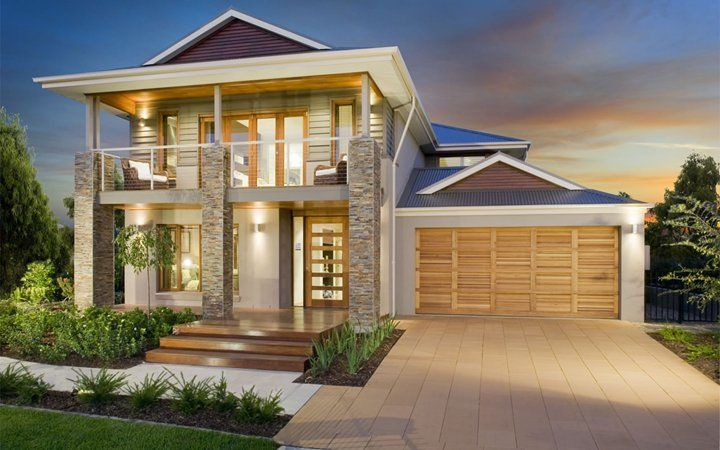 Liberty Ext 03, New Home Designs - Metricon | For The Home ...