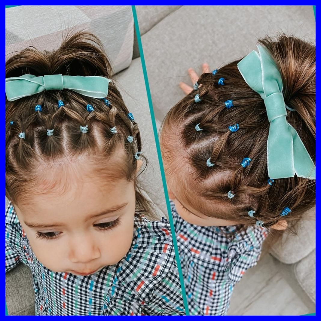 Pin On Girls Hairstyles Easy