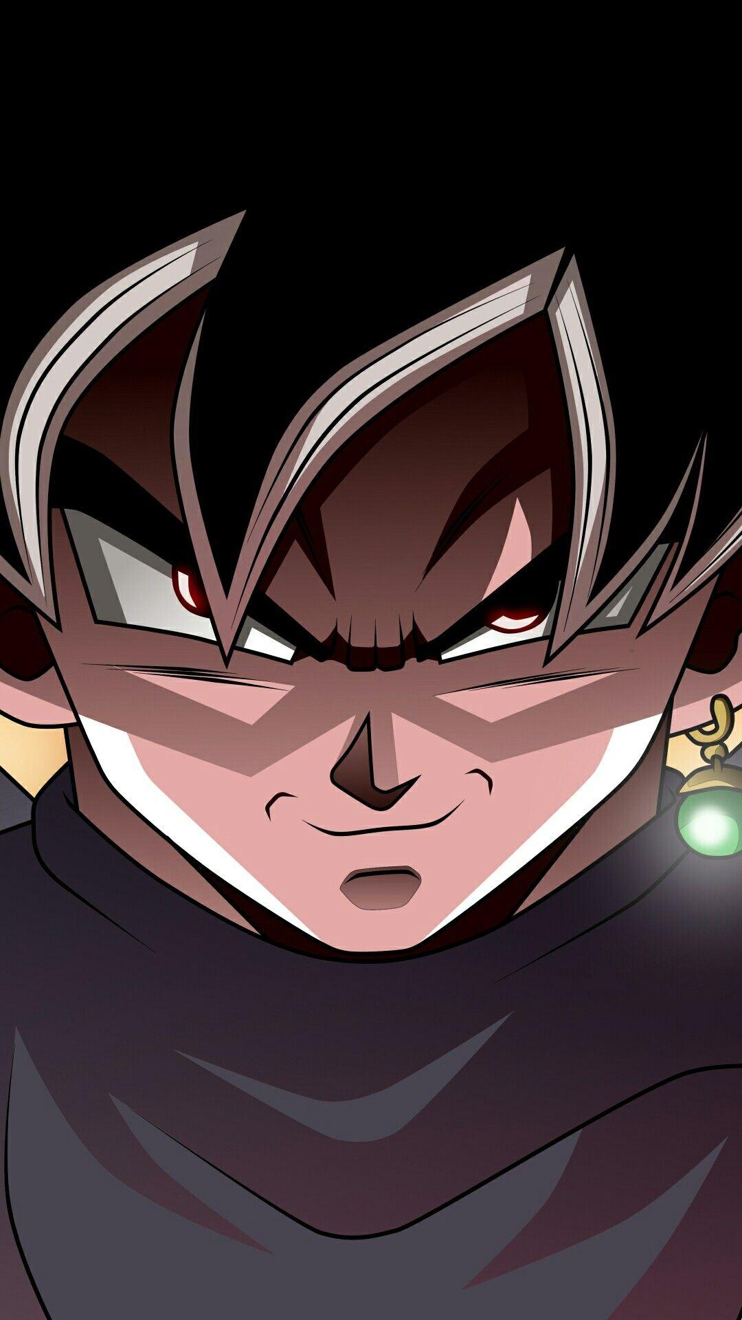 black Abhishek Anime dragon ball super, Anime dragon