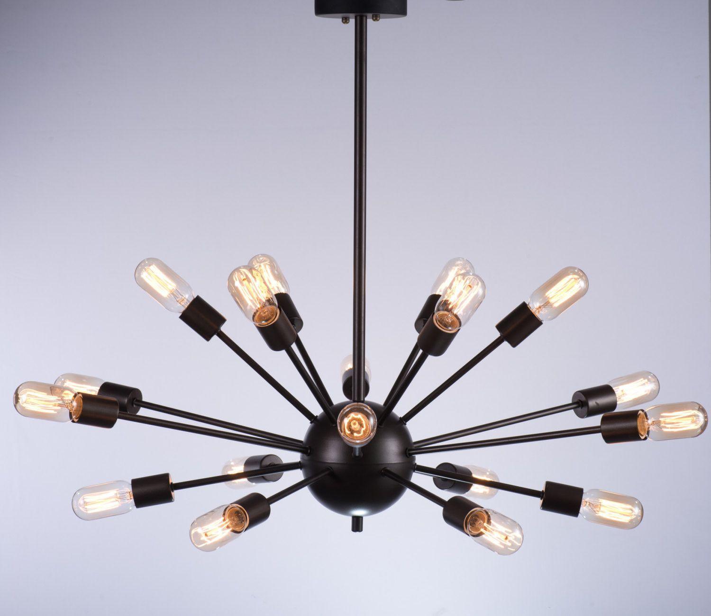 Vintage Industrial Style Lighting globe - kitchen chandelier light- dining room chandelier light- living room chandelier light