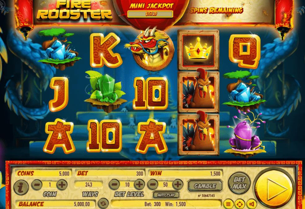 Spiele Fire Rooster - Video Slots Online
