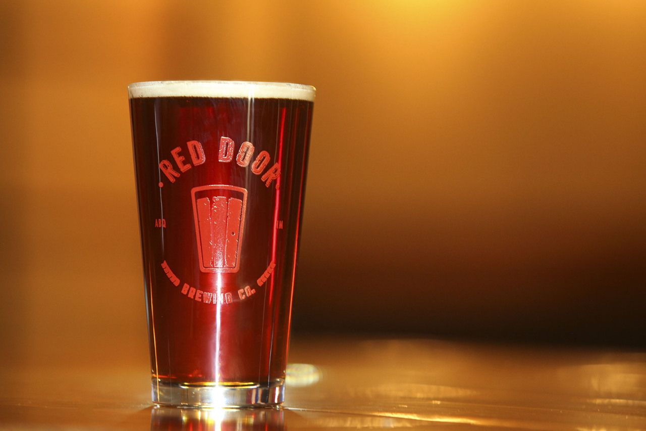 Red Door Brewery Albuquerque New Mexico Breweries Wineries