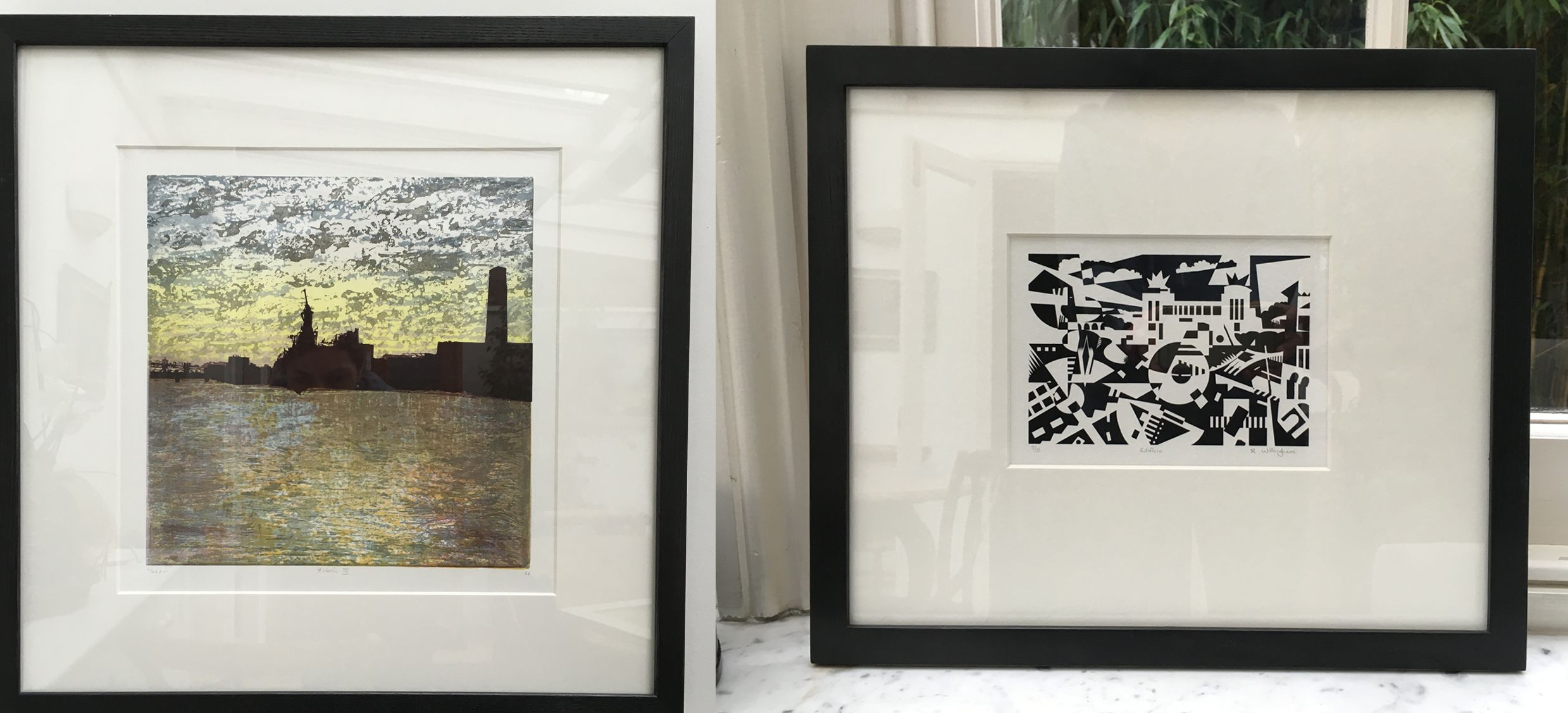 How to Frame Prints   Pinterest   Framed prints and Prints