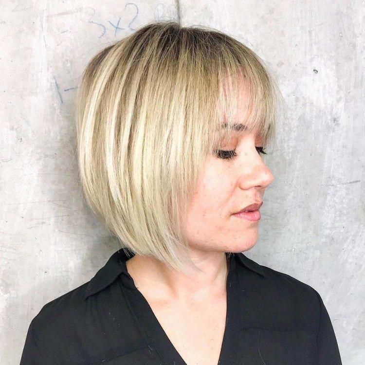 70 Devastatingly Cool Haircuts For Thin Hair Fine Hair With Bangs