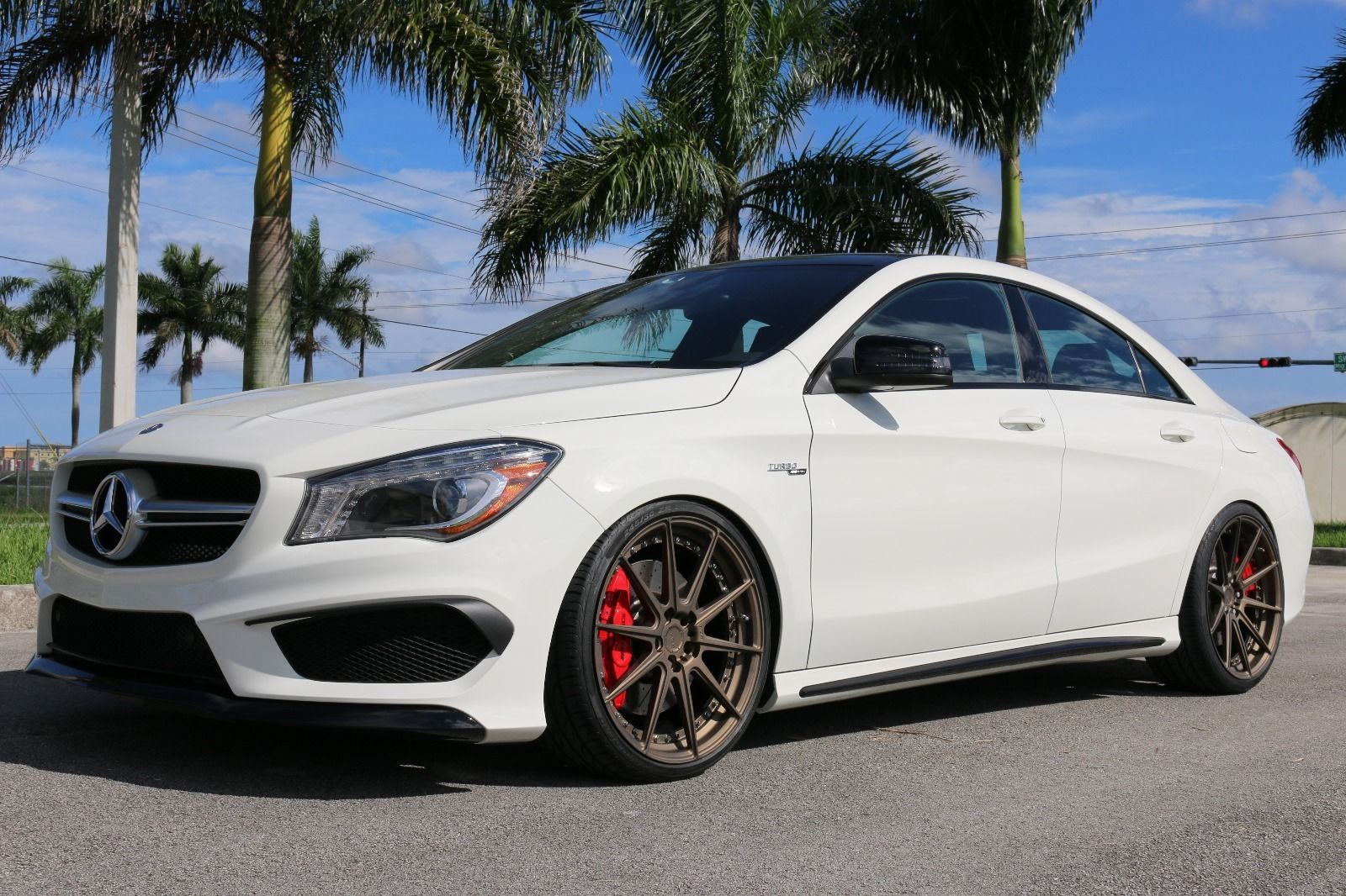 Crazy mercedes cla customer submissions teamvossen pinterest cars mercedes benz and mercedes benz cars