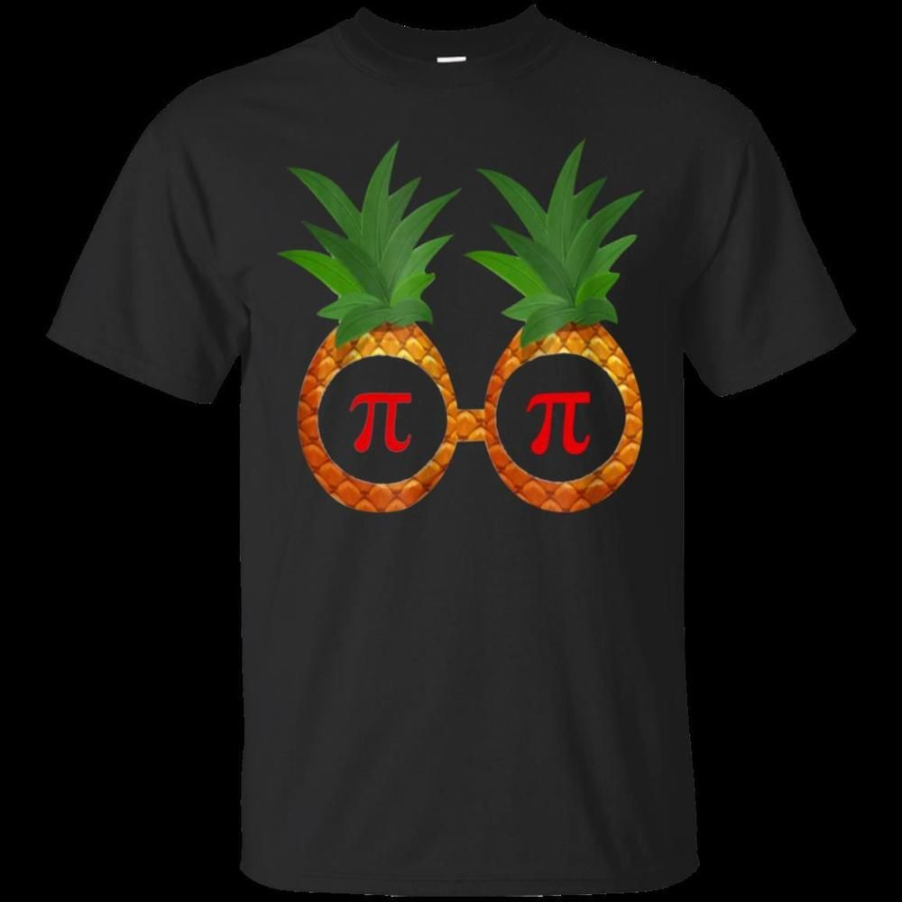 38398a891 #funnyshirts Pi Day T Shirt Pineapple Math Funny Pun Cool Shirt For Men Boys  Love Math