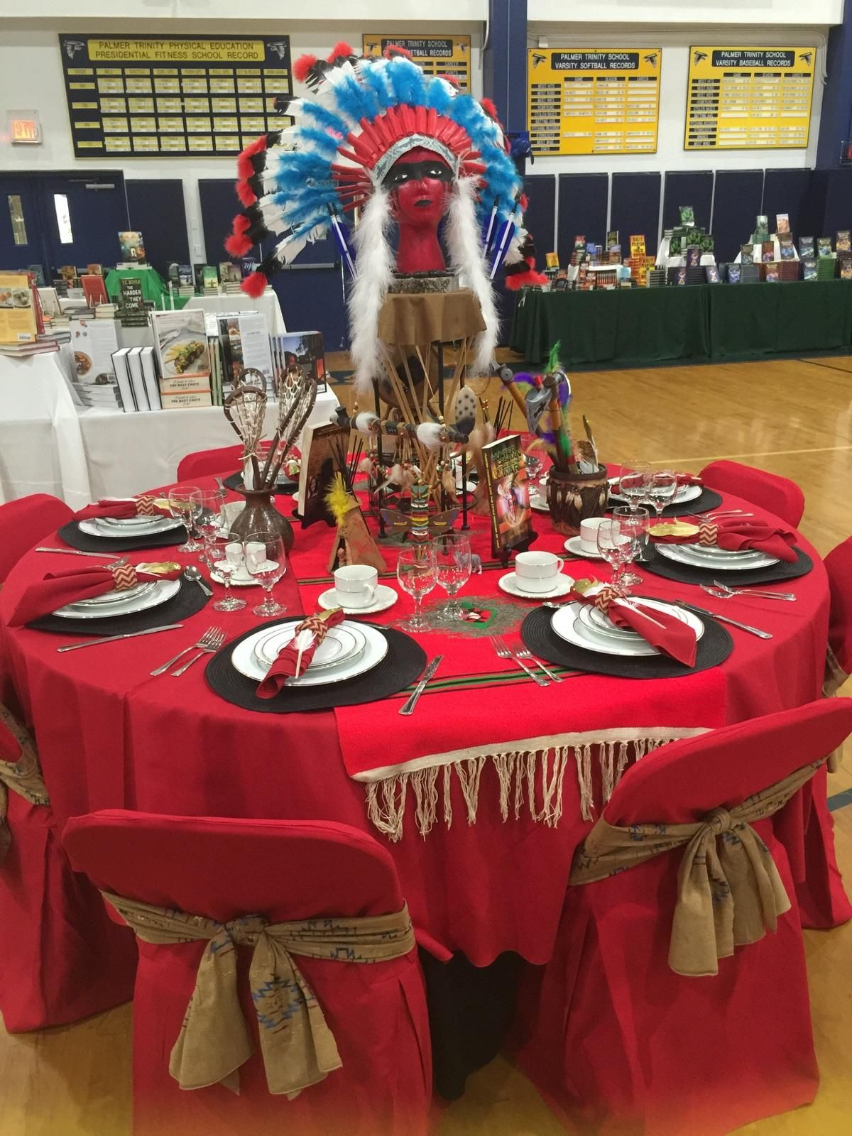 Pin By Kerri Topping On Native American Table Decor Table
