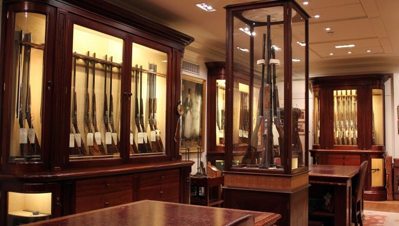 Designing A Gun Room Practical Guide By Halstock And Holland