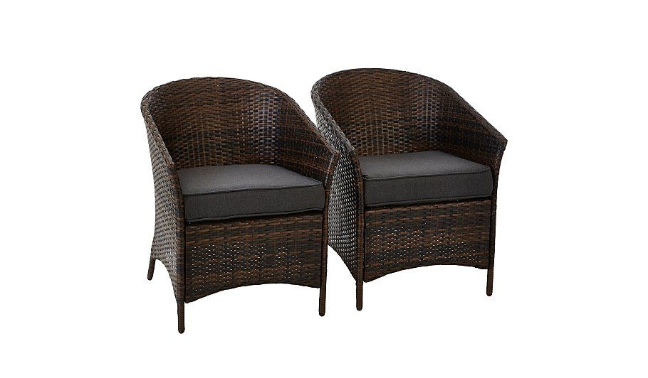 Jakarta 2 Classic Patio Tub Chairs | Tub chair, Garden furniture and ...