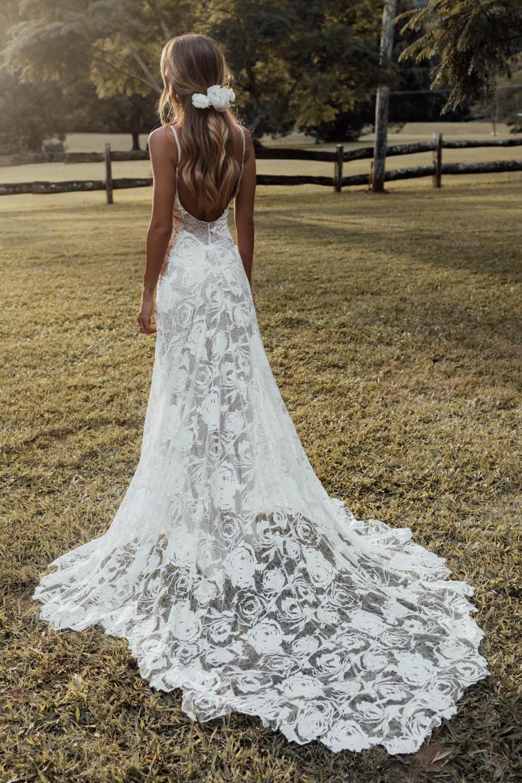 Rosa Gown | Lace Wedding Dress | Grace Loves Lace