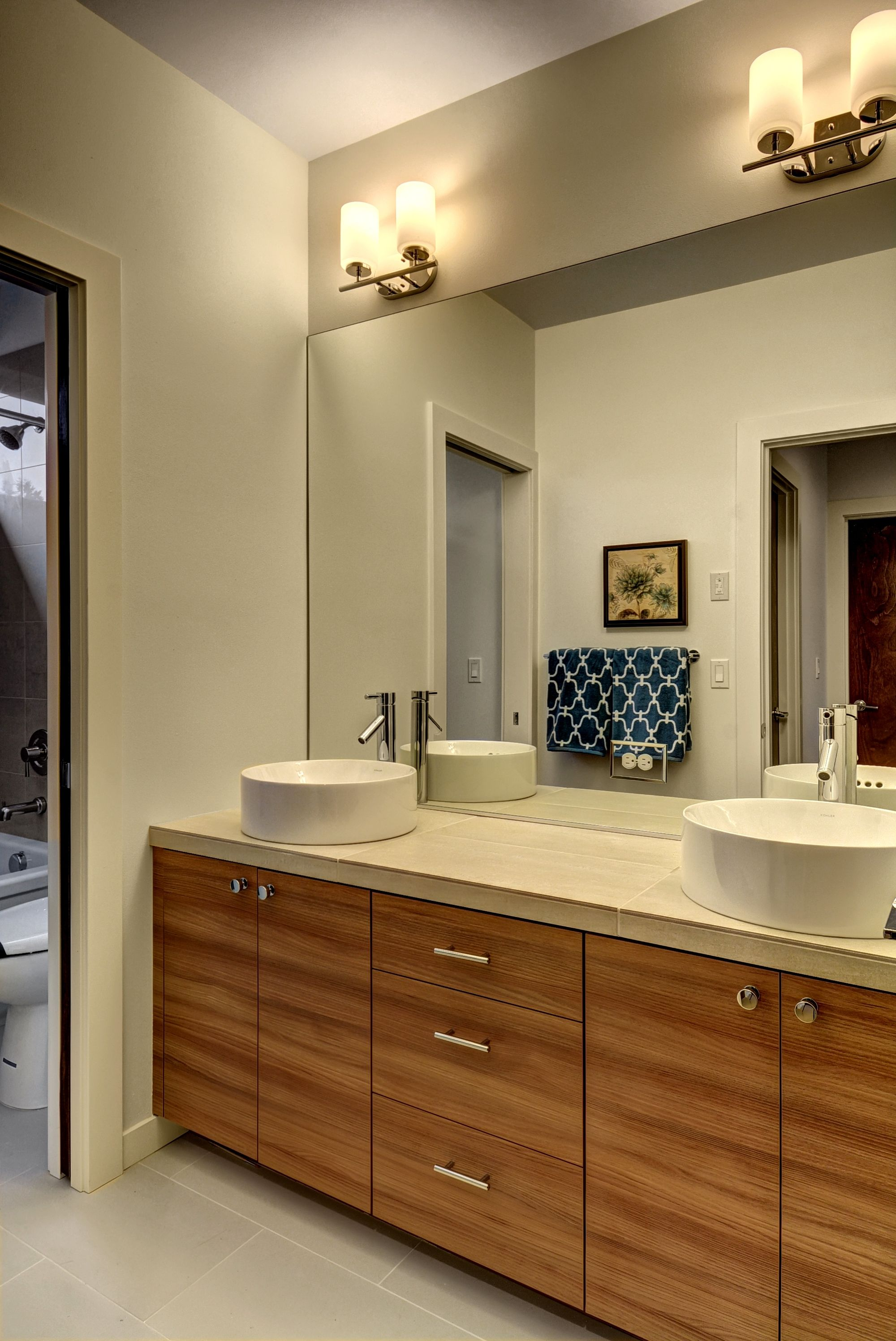 Seattle Built Green Master Bathroom Modern Design Architecture Classy Bathroom Design Seattle Decorating Design