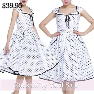 Rockabilly-Retro-Rockabillydress-Retrodress