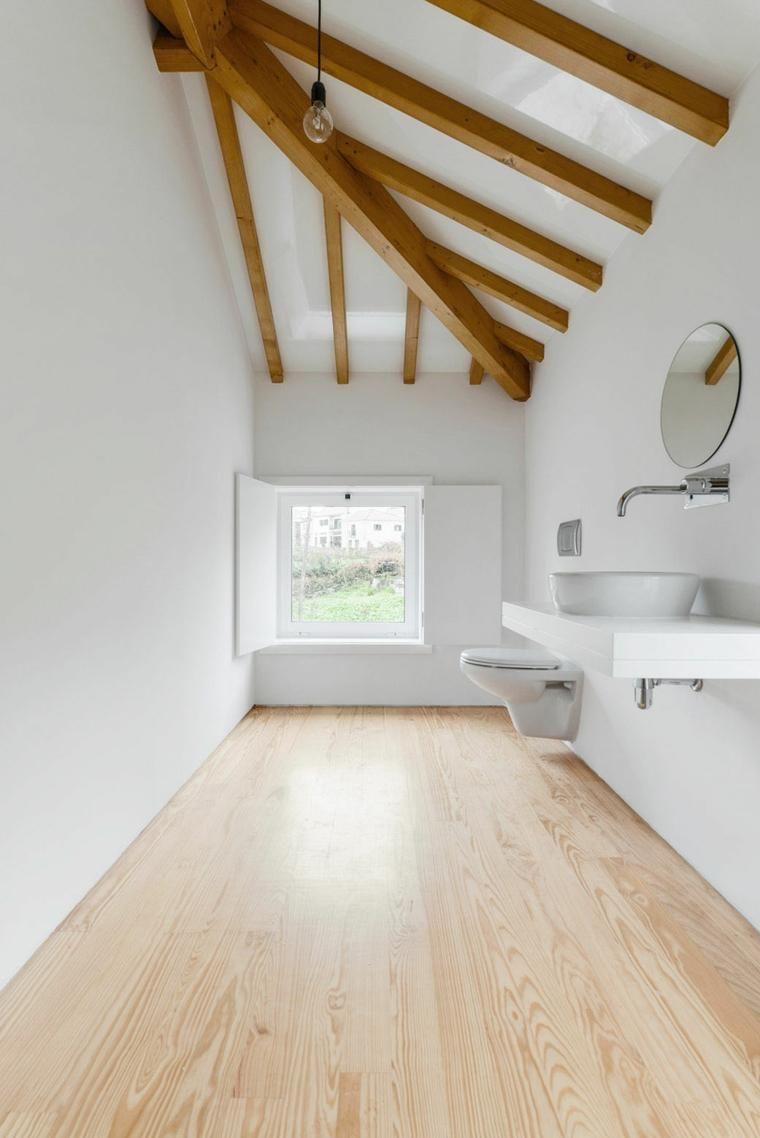 Holzakzente für moderne Innenräume | Dekoration