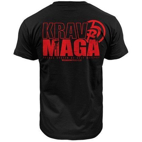 Krav Maga Israel System Of Self Defense, MMA T-shirt #kravmaga