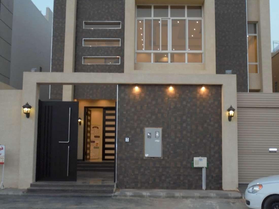 للبيع فيلا درج صاله راقية جدا بحي حطين مودرن Http Aqarboursa Com Showthread Php 96006 D9 84 D9 84 D8 A8 D9 8a D8 B Door Gate Design House Styles Gate Design